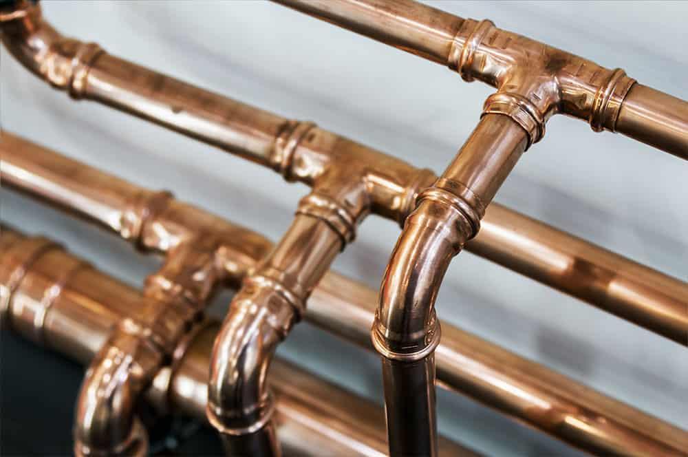 Copper Pipe Plumbing - Plumber in San Jose & Santa Clara, CA - Dependable Rooter & Plumbing
