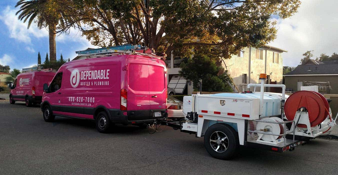 Hydro Jetting - Plumber in Sacramento, CA - Dependable Rooter & Plumbing